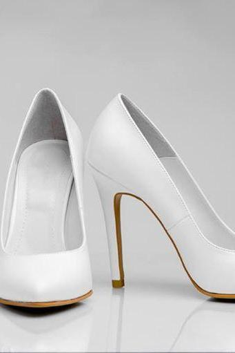 Luxury Handmade Wedding Shoes, Bridal Shoes, Bridesmaid Shoes, Ivory Wedding Shoes, White Wedding Shoes, Prom Shoes, Evening Shoes